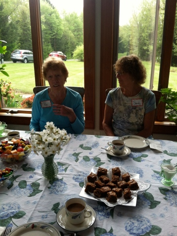 Stimulating book group discussion complete with Grandma's kugel and honey cake courtesy of the very generous and gracious hostess Terri Kirsch. Thank you all for your careful read of the book and discussion